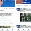 Twitter : Nouveaux profils utilisateurs sur mobile