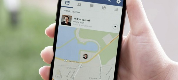 Facebook : Nouvelle fonctionnalité Nearby Friends