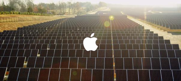 Apple : L'énergie propre au coeur des préoccupations
