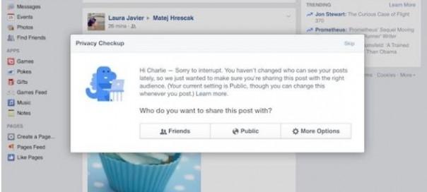 Facebook : Enfin des règles de confidentialité simplifiées ?