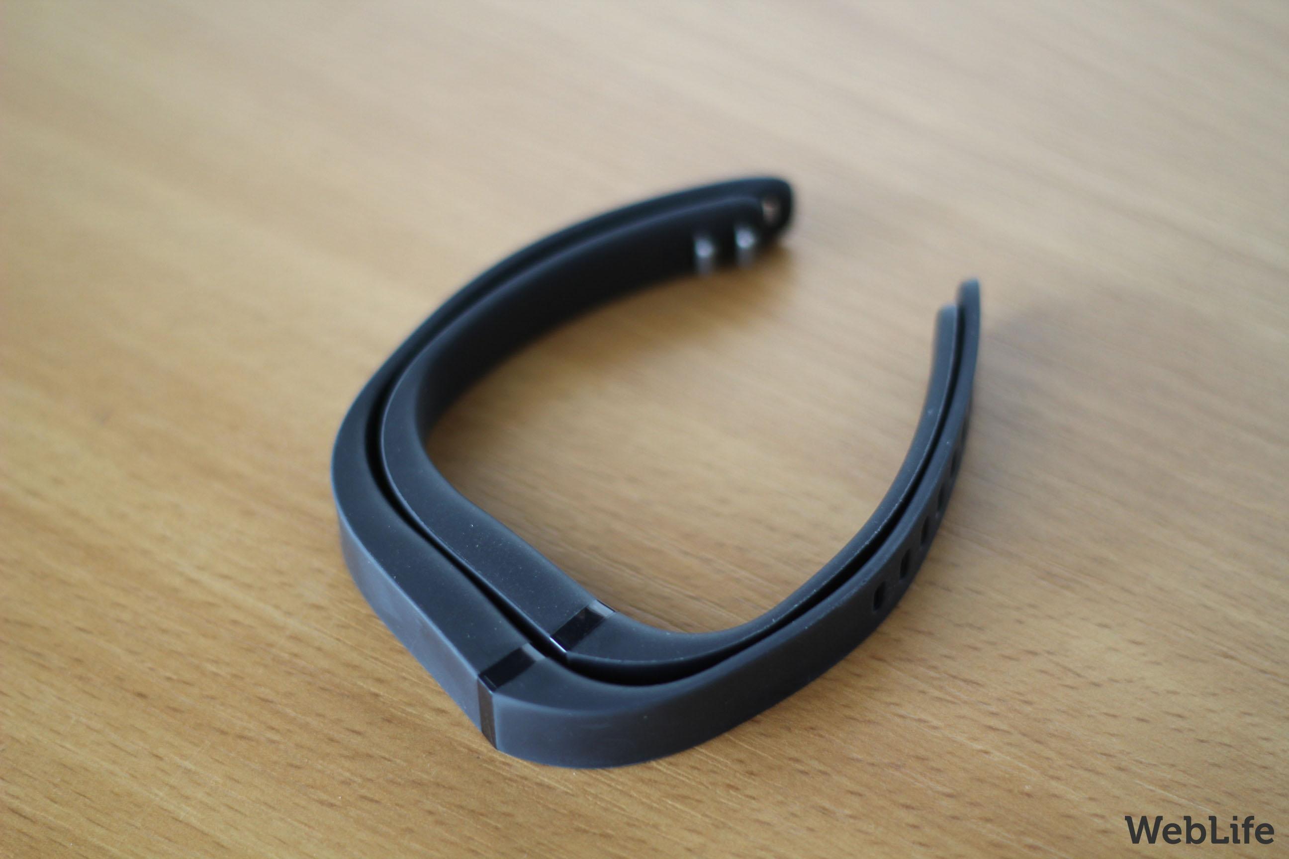 Fitbit Flex  Bracelets de face