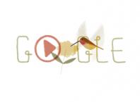 Google : Doodle Jour de la Terre 2014