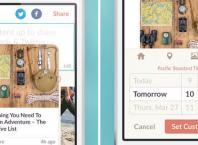 Klout : Application mobile de curation