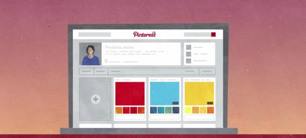 Pinterest : Fonctionnement du réseau social en vidéo