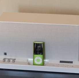 Soundfreaq Sound Platform Ghost : Test du dock bluetooth
