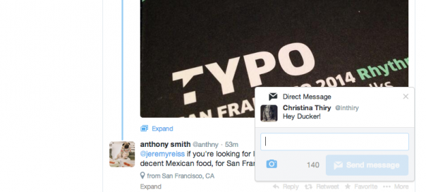 Twitter : Les notifications web en temps réel sur le site officiel