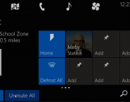 Windows in the car : Apple CarPlay sauce Microsoft