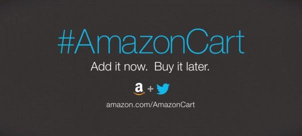 Amazon : Achetez désormais via Twitter