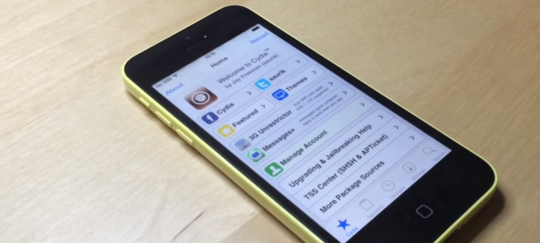 Cyberelevat0r : Jailbreak untethered iOS 7.1.1 sur iPhone 5C