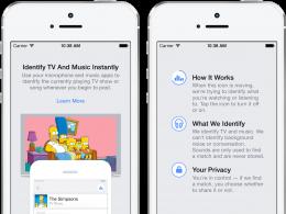 Facebook : Identification de musique et vidéo à la Shazam