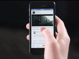 Facebook publicité vidéo
