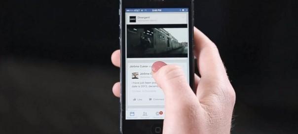 Facebook : Les publicités vidéo arrivent en juin