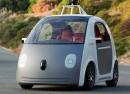 Google : La voiture autonome s'équipe de volant & pédales