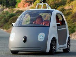 Google : Véhicule autonome