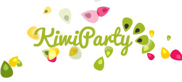 Logo Kiwiparty