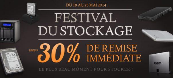 MacWay : Festival du stockage (disques durs & accessoires)