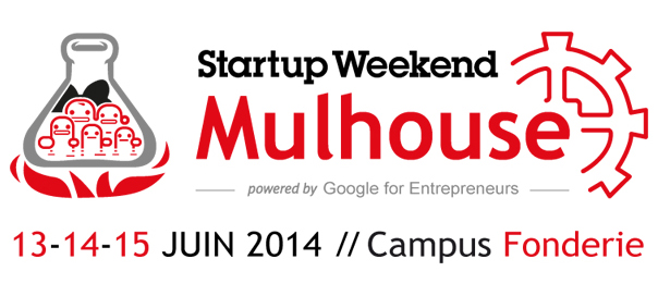 Startup Weekend Mulhouse #1