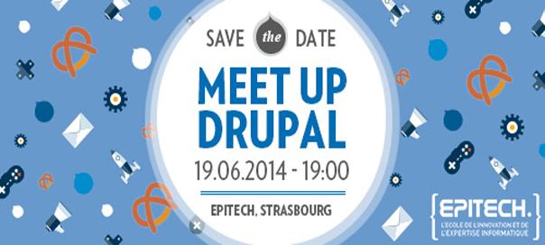 Meetup Drupal Strasbourg #1