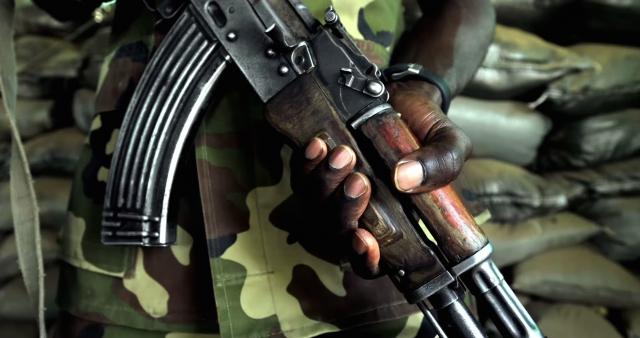 Afrique : Seigneur de guerre