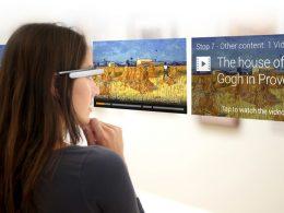 Google Glass Musée