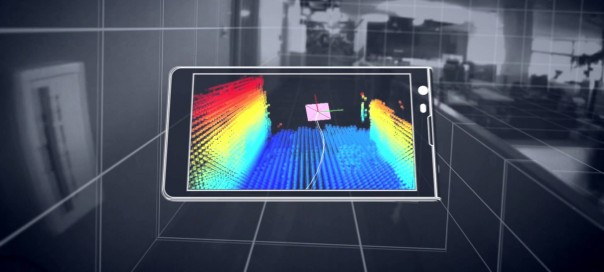 Google Project Tango : L'espace en 3D avec votre smartphone