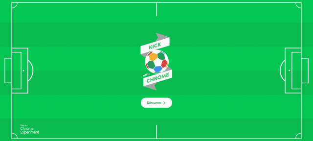 Kick with chrome la coupe du monde de foot en jeu weblife - Jeu de foot coupe du monde 2014 ...