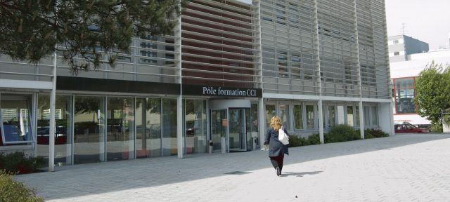 Pôle Formation CCI Strasbourg