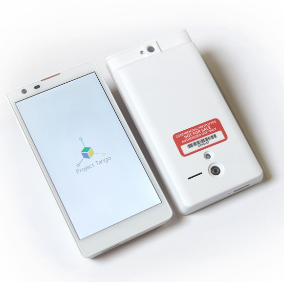 Smartphone Project Tango