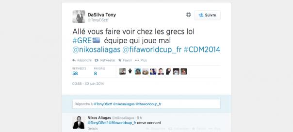 Twitter : Nikos Aliagas réagit à chaud sur les réseaux sociaux