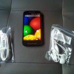 Motorola Moto E Contenu boite