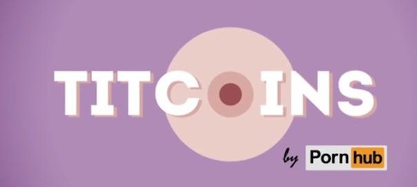 Titcoin : Payer en montrant votre poitrine par Pornhub