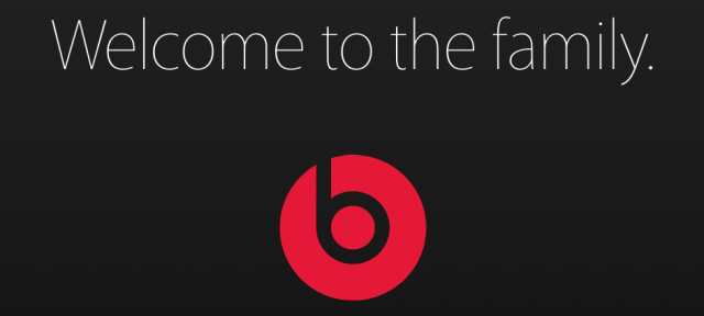 Apple : Welcome Beats
