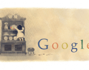 Google : La comtesse de Ségur en doodle