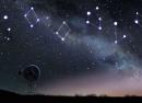 Google : Les Perséides, pluie d'étoiles filantes en doodle