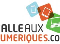 Logo Halle aux numériques