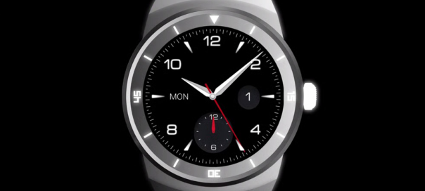 La montre connectée LG G Watch R disponible en France