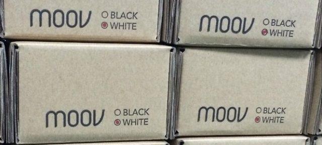 Moov : Expédition du bracelet connecté