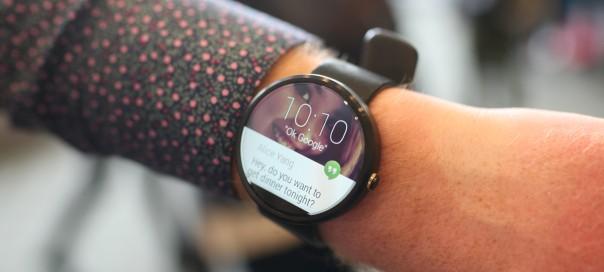 Présentation de la smartwatch Moto 360 le 4 septembre