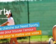 Need Sporty : App pour trouver des partenaires sportifs