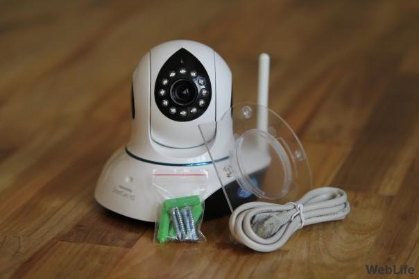 Novodio SmartCam HD : Accessoires