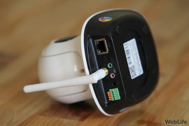 Novodio SmartCam HD : Connectivité
