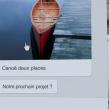 Pinterest : Partage privé de messages & épingles