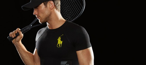 US Open : Ralph Lauren lance son maillot connecté