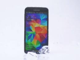 Ice Bucket Challenge Samsung Galaxy S5