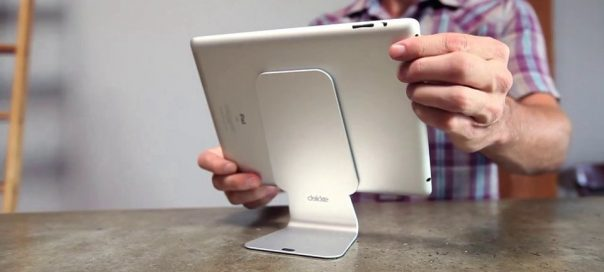 Slope : Le stand idéal pour tablettes tactiles