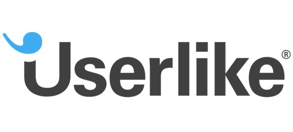 Userlike : Service de messagerie pour site internet