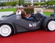 Imprimante 3D : La première voiture imprimée en 44 heures