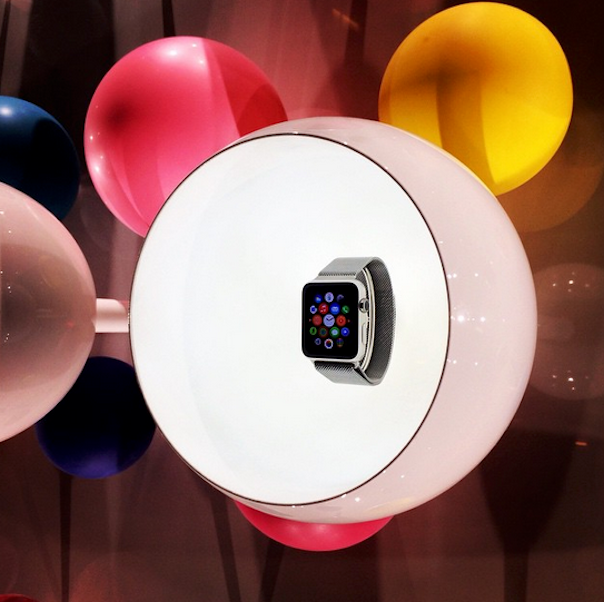 Apple Watch chez Colette à Paris