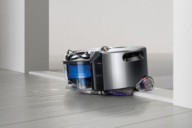 Robot aspirateur Dyson 360 Eye