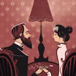 Google : Doodle Léon Tolstoï - Transition 2